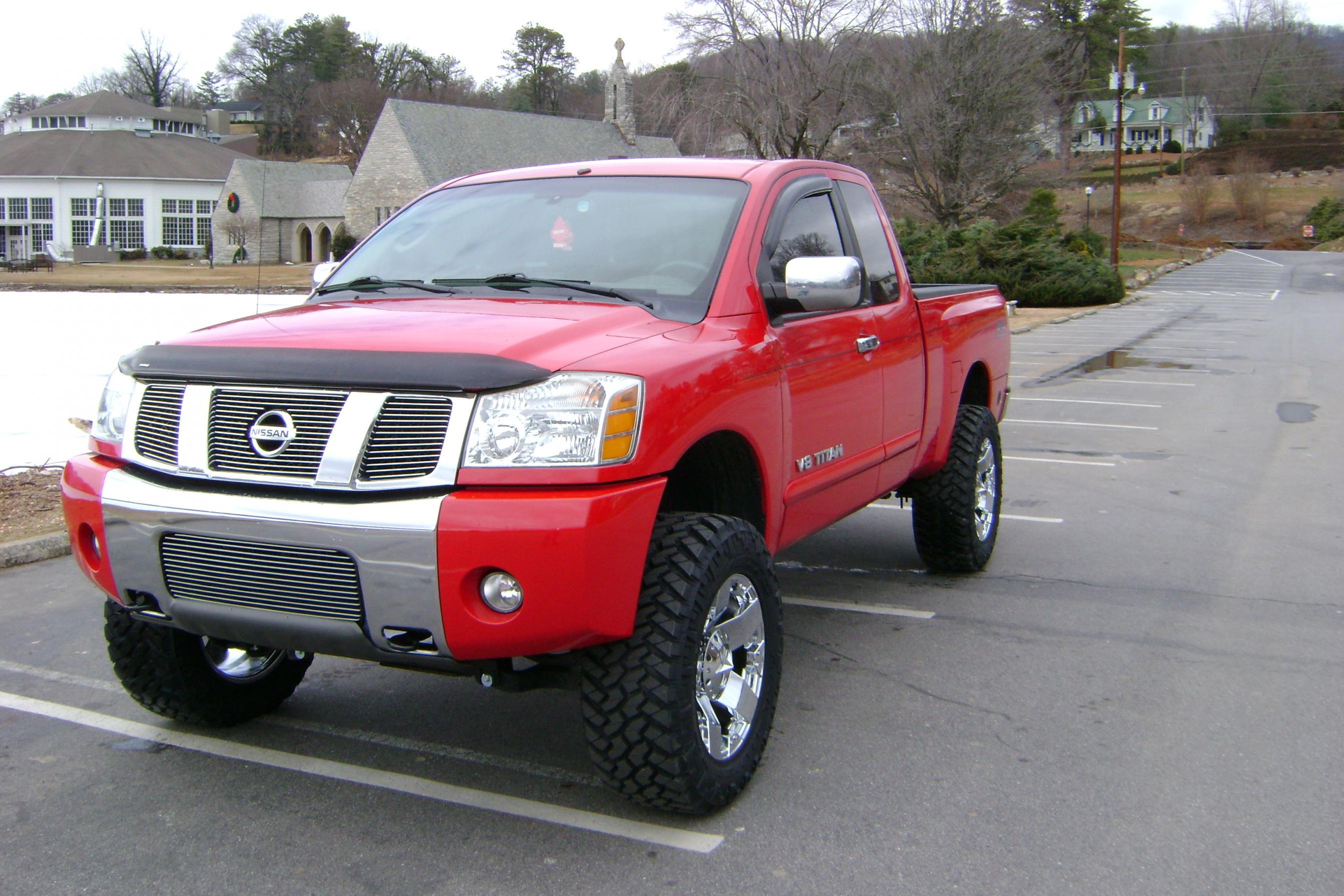 Nissan Grand Rapids >> Red Titans - Let's See 'Em - Page 2 - Nissan Titan Forum