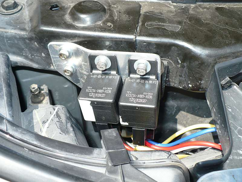 Bull Bar Lights, How to wire in? | Nissan an Forum Kc Lights Running Wiring Diagrams on