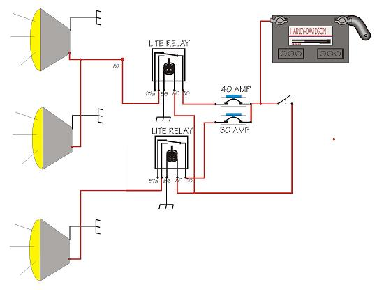 Wiring Led Light Bar Switch. Wds. Wiring Diagram Database on