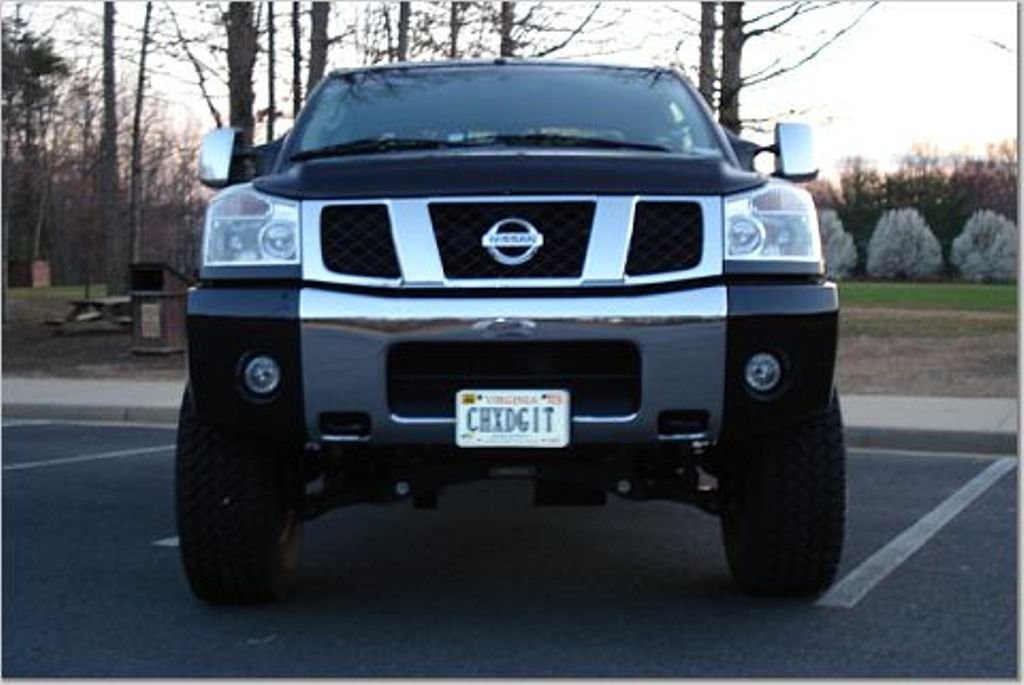 Personalized Plates Share Your Own Also Nissan Titan