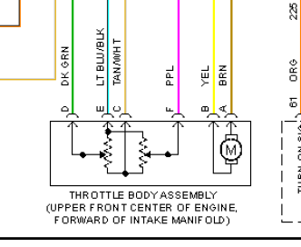anyone try to use the tundra 5 7 throttle body on their vk page 5 rh titantalk com ls3 throttle body wiring diagram mp9 throttle body wiring diagram