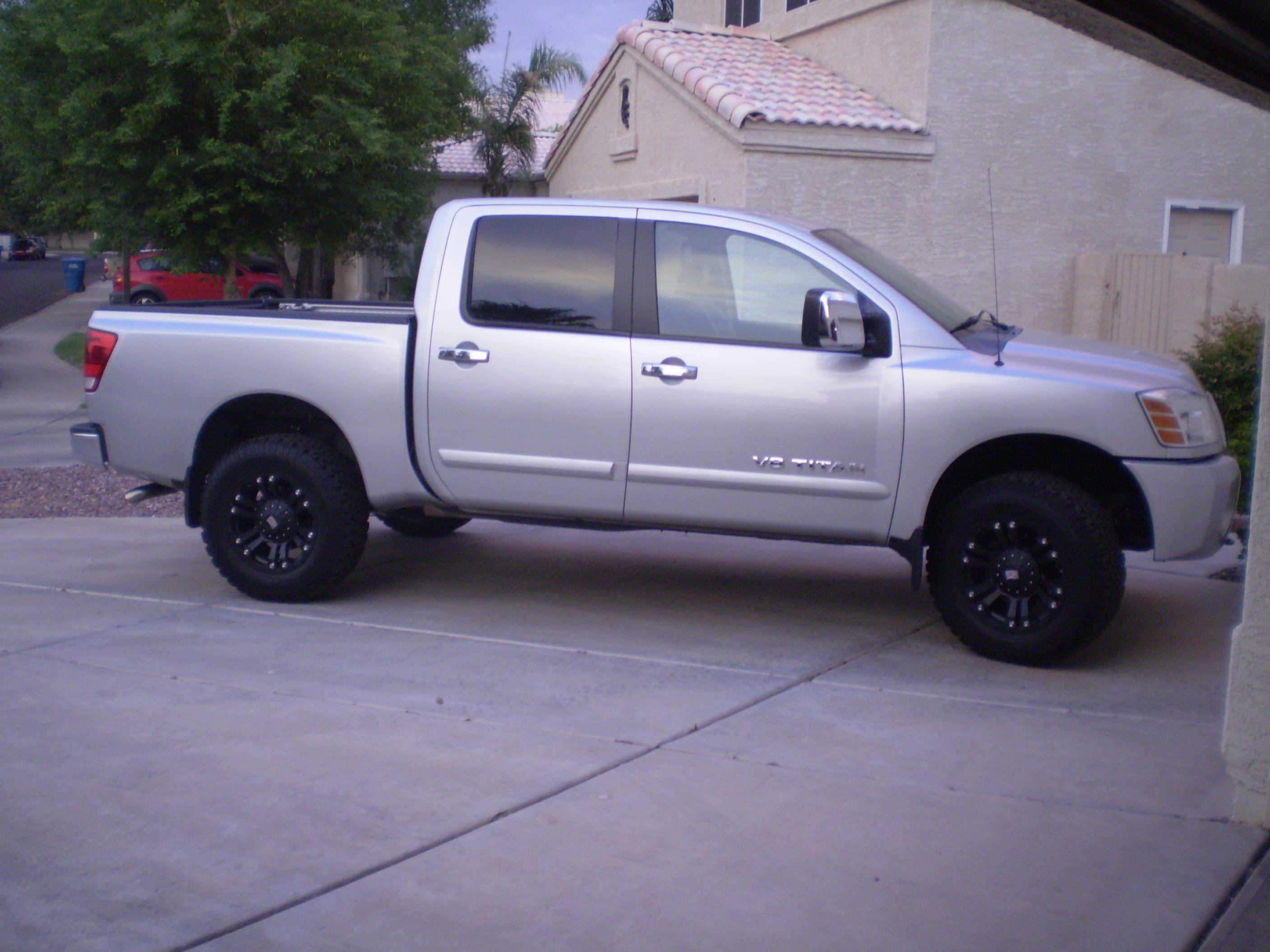 Best Mud Tire And Size After Front End Leveling Kit?