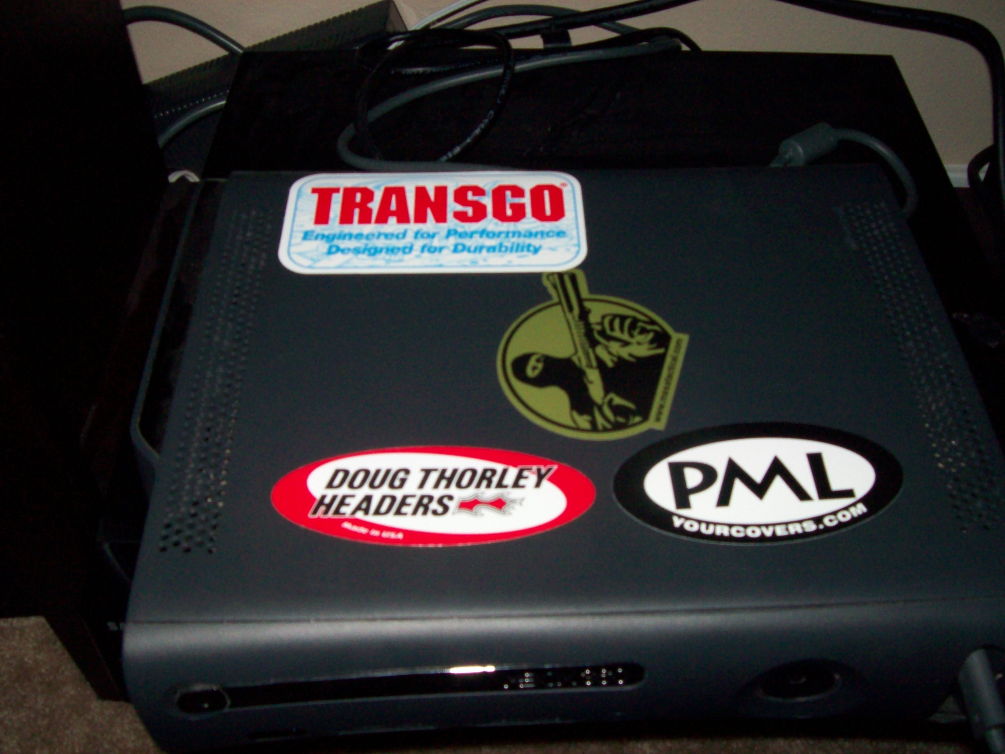 pml tranny covers