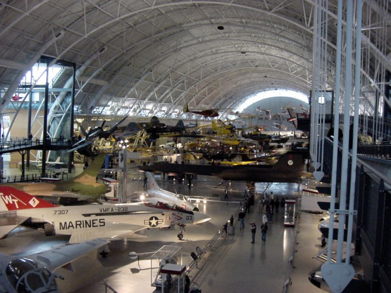 Titans at VA National Air & Space Museum meet!!!!-museum-end-end-view.jpg