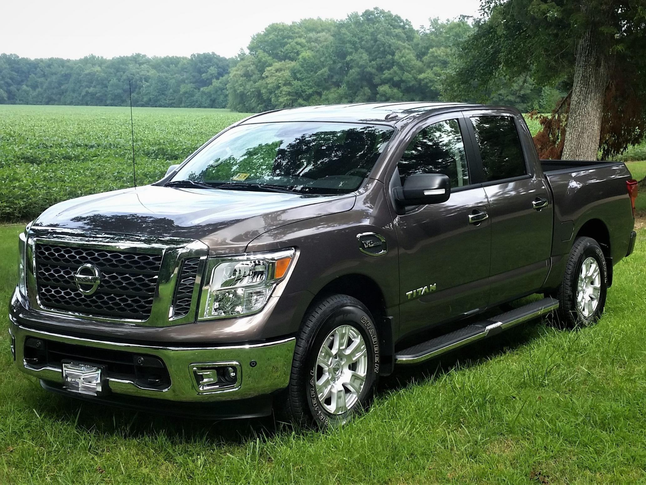 2017 titan sv crew cab 4x4 what i love hate page 3 nissan titan forum. Black Bedroom Furniture Sets. Home Design Ideas