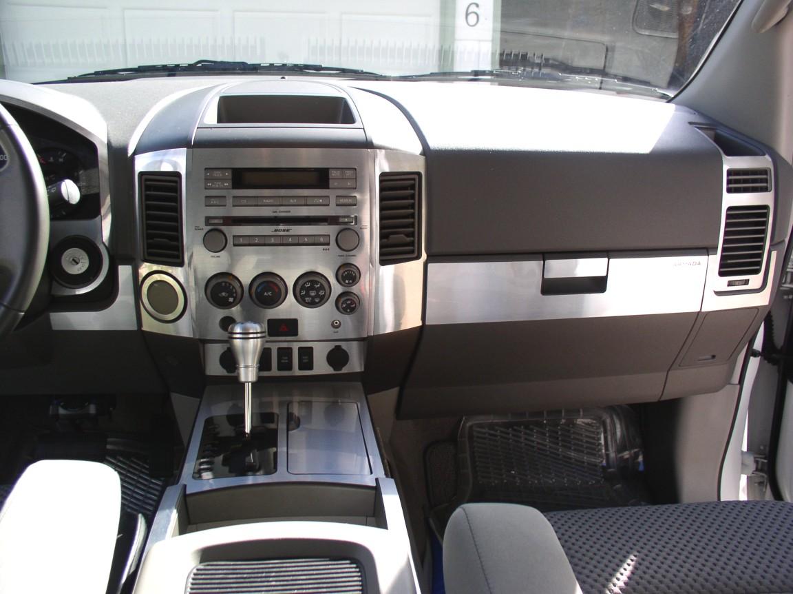 Wood dash trim kit page 2 nissan titan forum - Nissan titan interior accessories ...