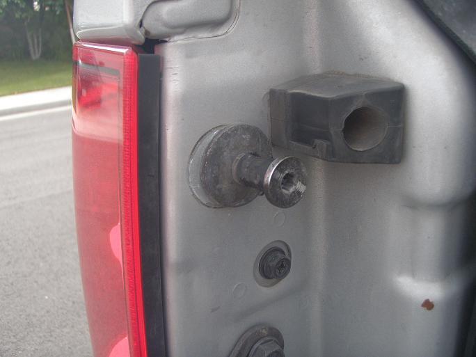Tailgate Clunk Cured Nissan Titan Forum
