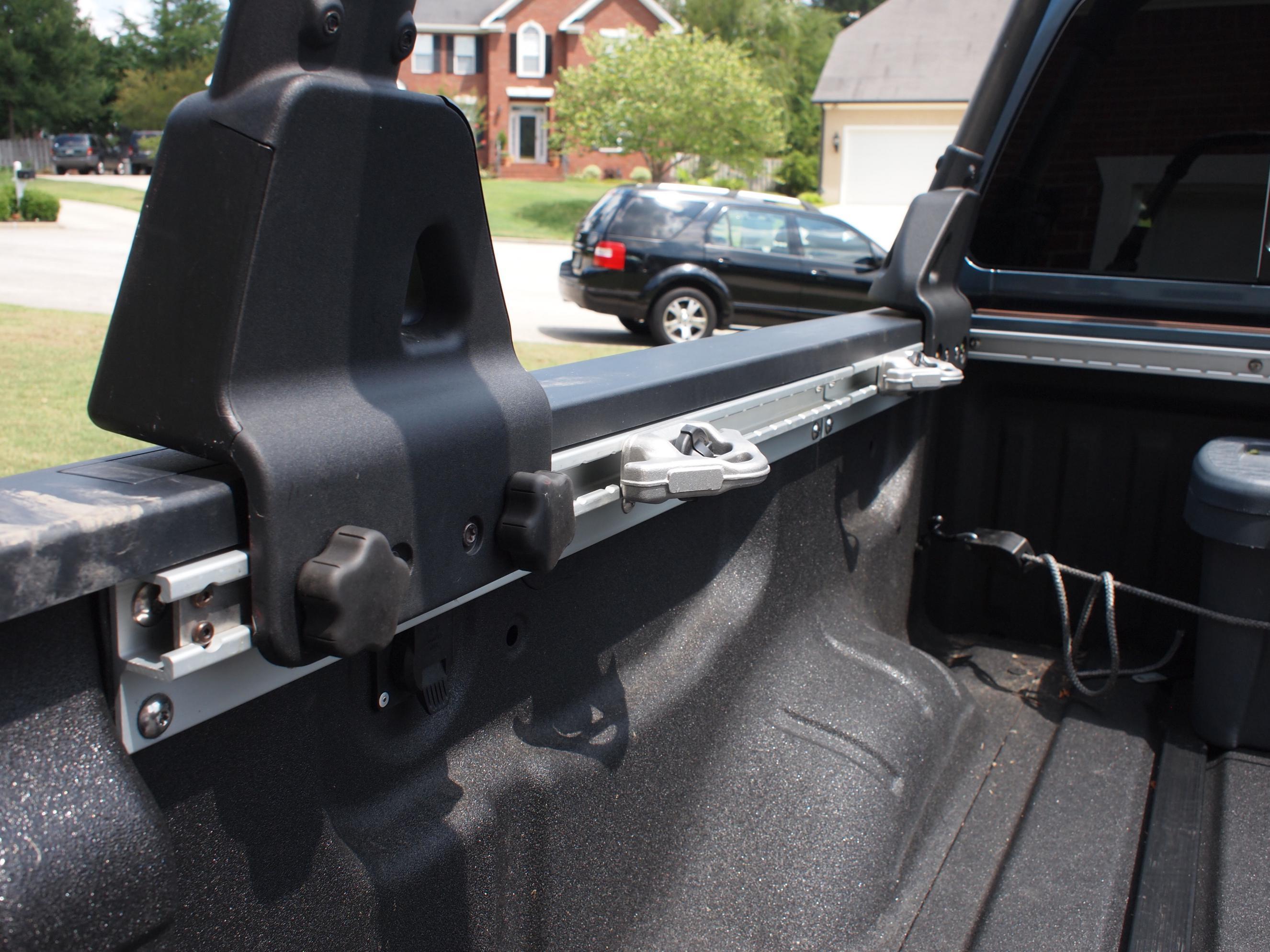 Utili Track Overhead Rack Nissan Titan Forum