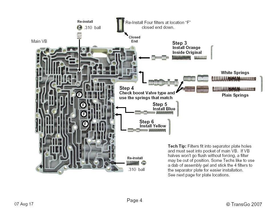 Hd2 4l60e Transmission Diagram Wiring Library