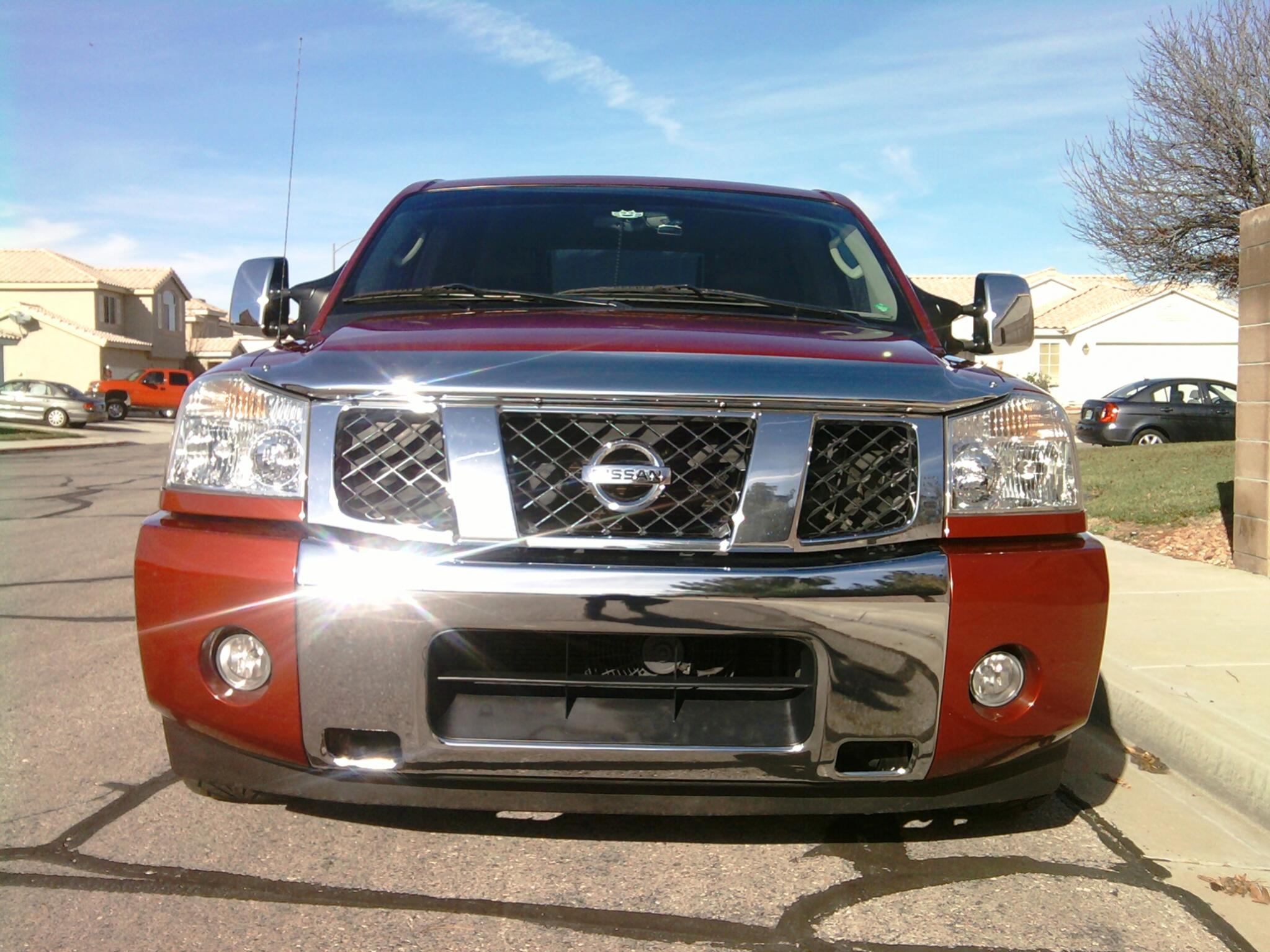 Nissan titan forum view single post fs titan 2004 2010 fs titan 2004 2010 belltech 2quotfrt4quotrear drop kit vanachro Images