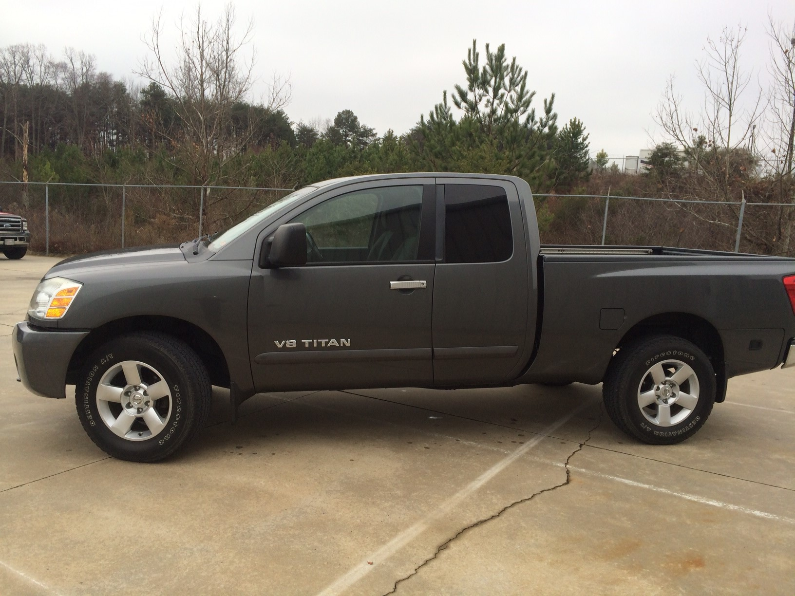 2007 titan king cab 4x4 56 000 miles nissan titan forum. Black Bedroom Furniture Sets. Home Design Ideas