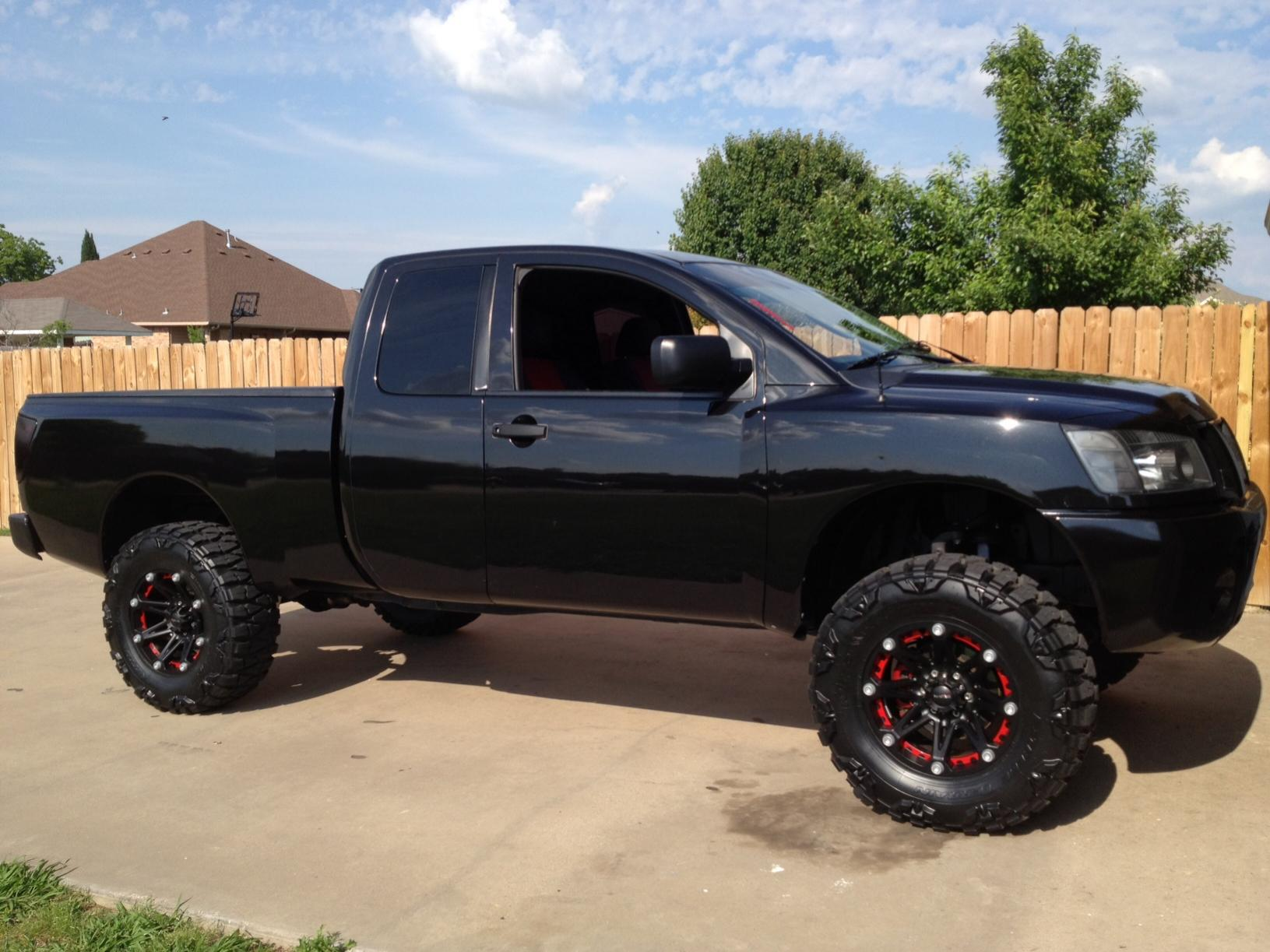 rough country 3 inch lift nissan titan. Black Bedroom Furniture Sets. Home Design Ideas