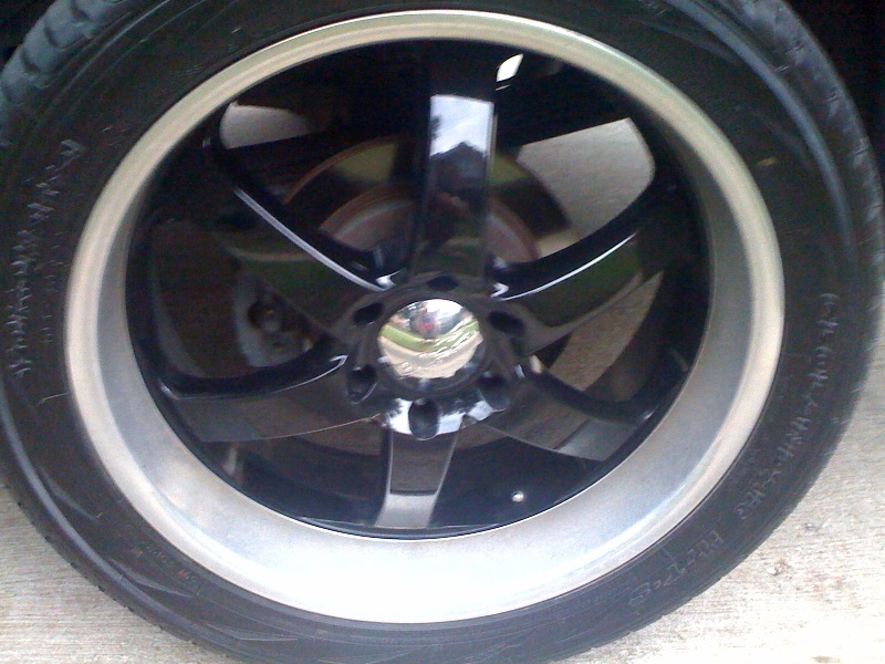 Buy 3 Get 1 Free Tires >> 22'' 330 boss wheels and 305/70r22 - Nissan Titan Forum