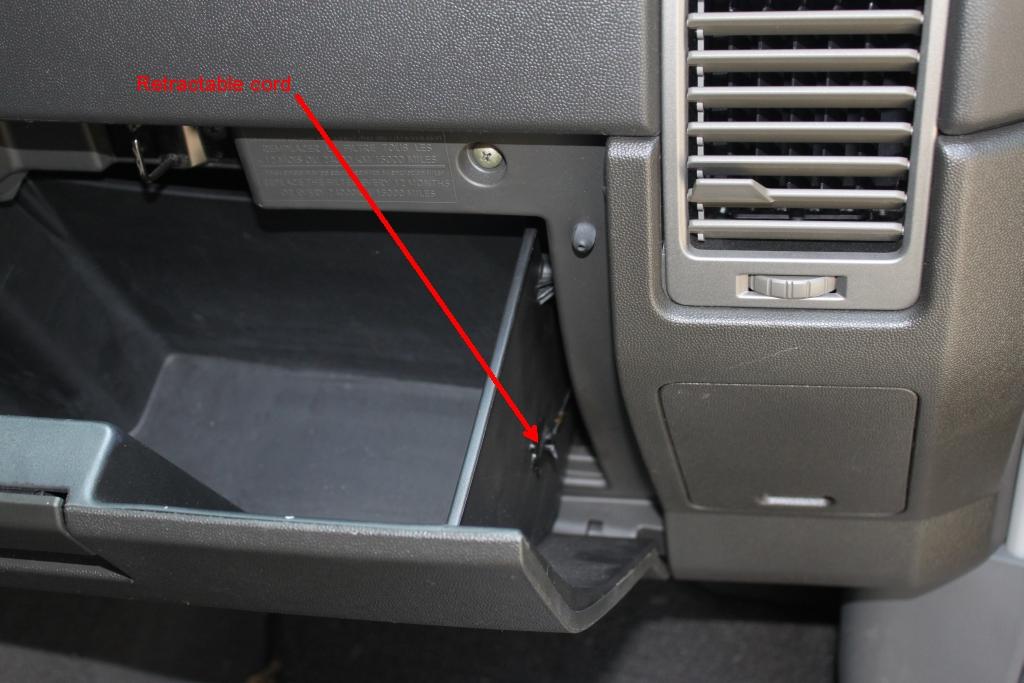 Quick Cabin Filter Replacement - Nissan Titan Forum