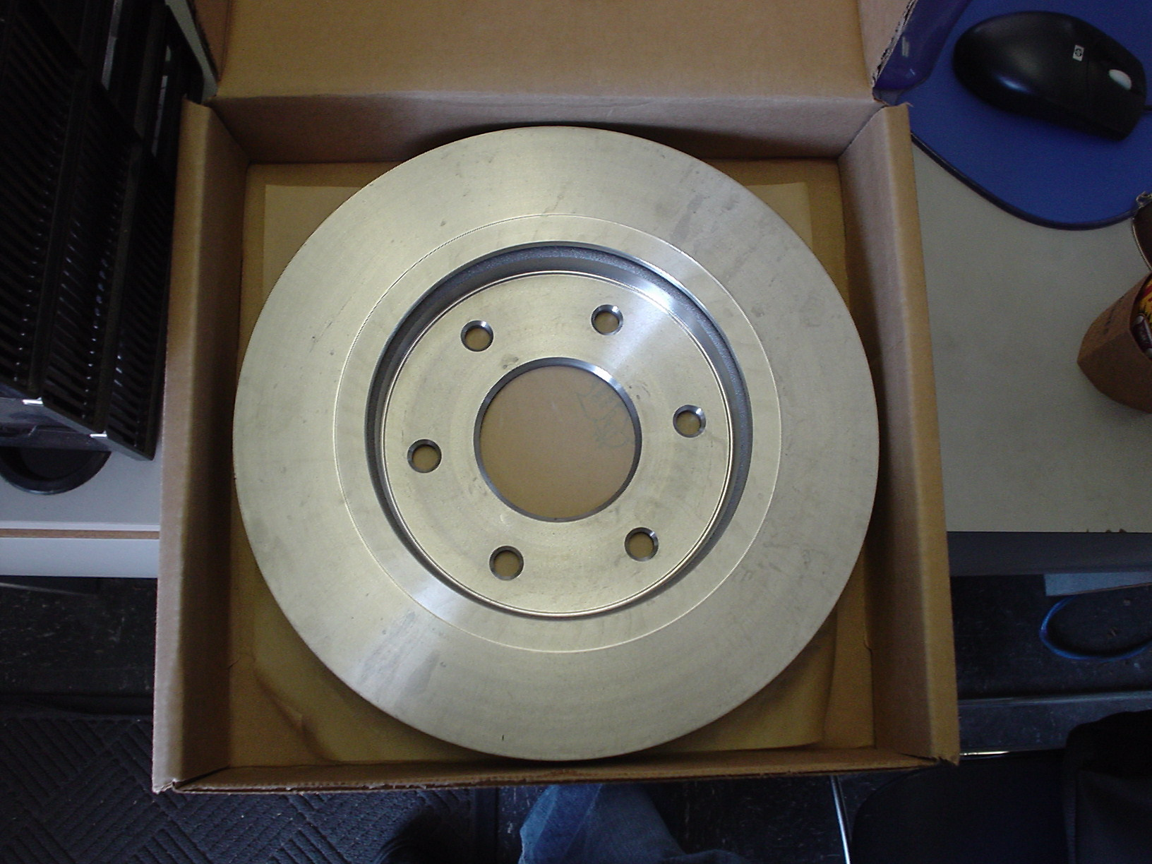 photos of new rotor from nissan pic 3 jpg