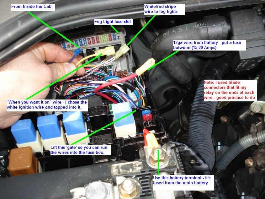 37807d1171552607 fog light mod w o parking lights simple pic4 fog light mod on with or w o parking lights simple nissan  at et-consult.org