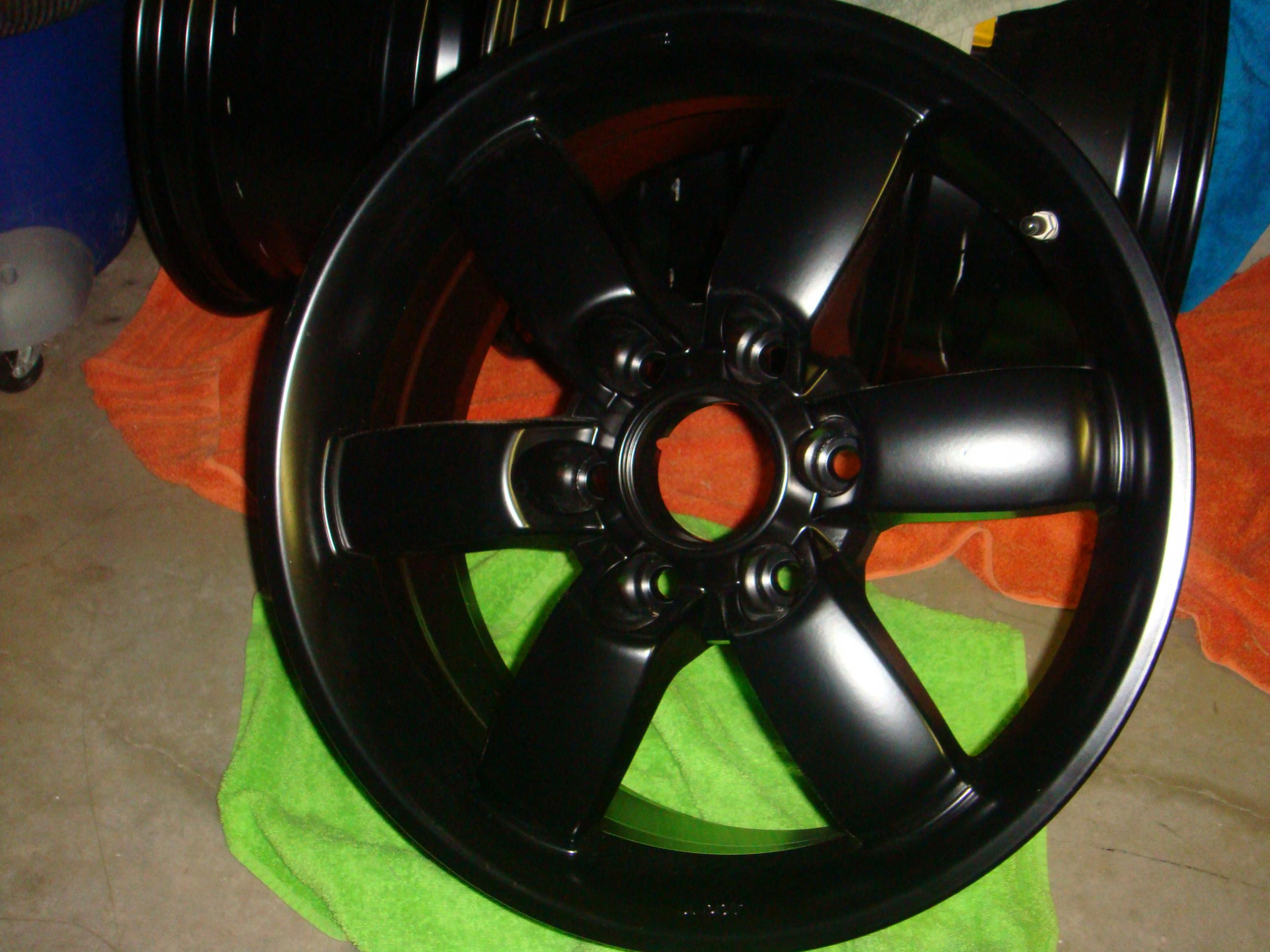 How much cost to powder coat rims
