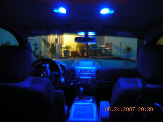Led Interior Lights Looks Like Hid S Pics Page 6