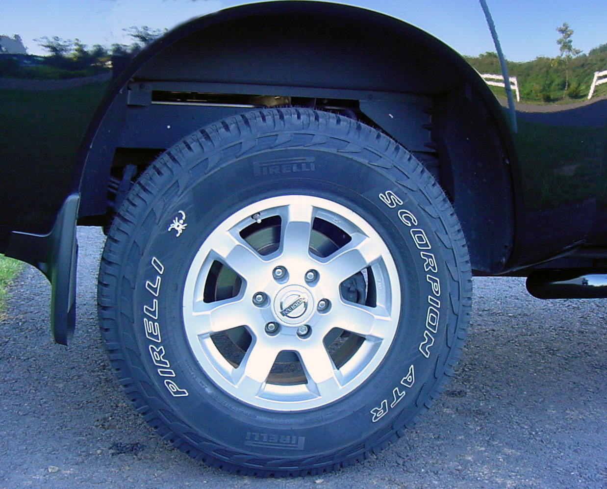 Pirelli Scorpion ATR!!!!! - Nissan Titan Forum