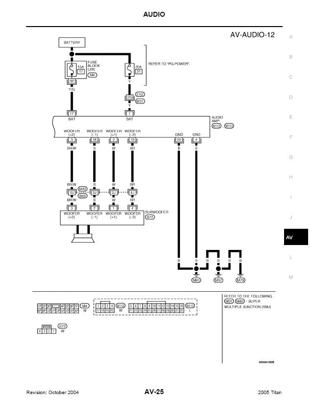 rockford fosgate system wiring schematic fyi nissan titan forum rockford fosgate system wiring schematic fyi premium wiring 6 jpg