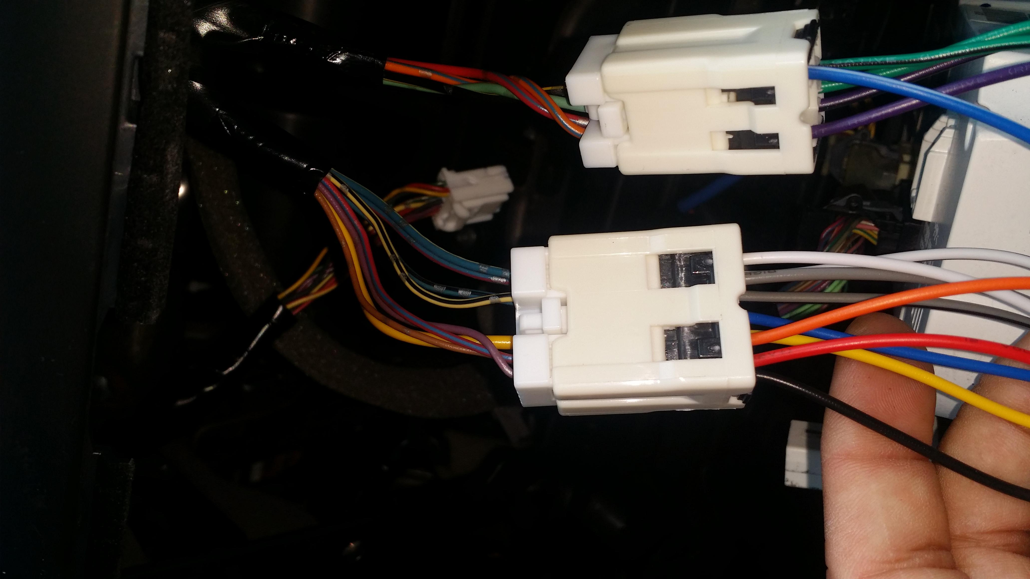 Aftermarket Radio Wiring Harness Solutions For Saab Install Nissan Titan Forum