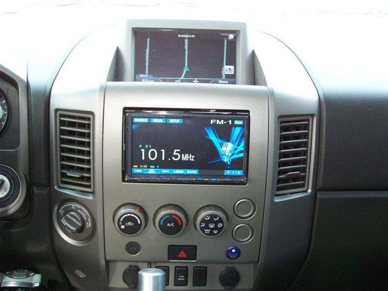 Aftermarket Navigation Nissan Titan Forum