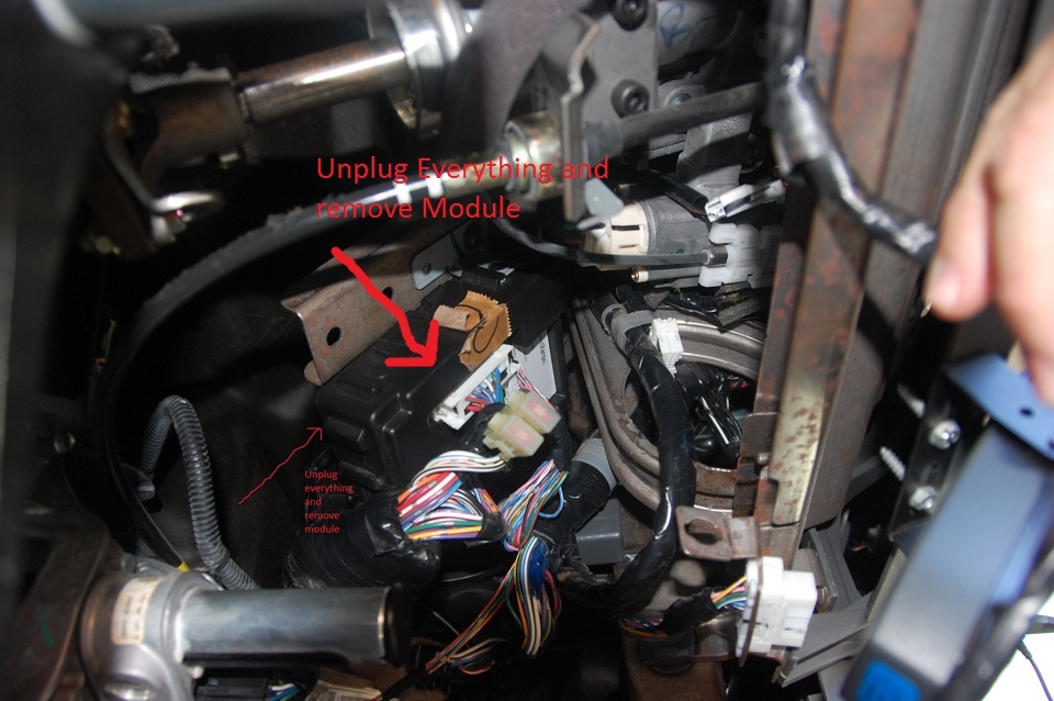 Replacing Vent Control Actuator Nissan Titan Forum