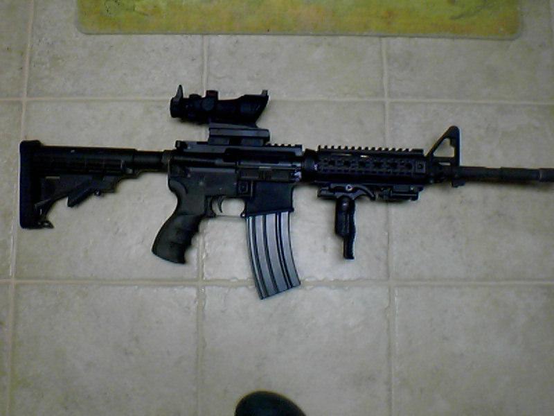 Ar 15 Bushmaster Or Colt Page 4 Nissan Titan Forum