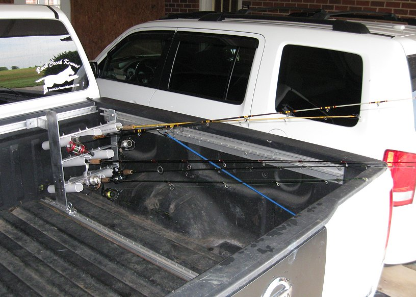 Titan Fishing Rod Holder Nissan Titan Forum