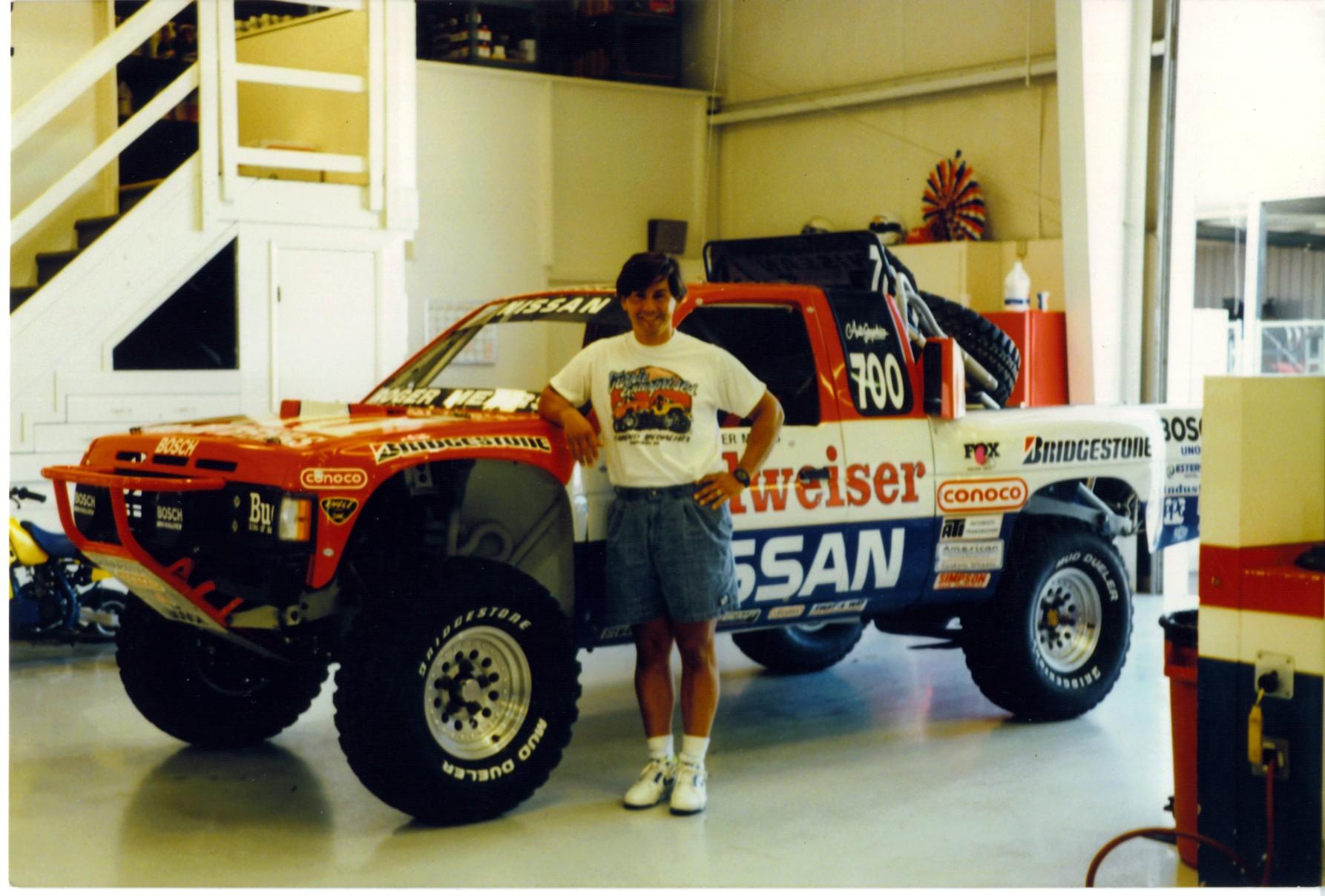 95 Nissan Hardbody Pickup Engine Compatibility Roger Mears Racing Edit