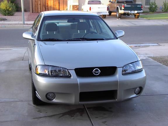 sentra spec v. Nissan Sentra SE-R Spec V