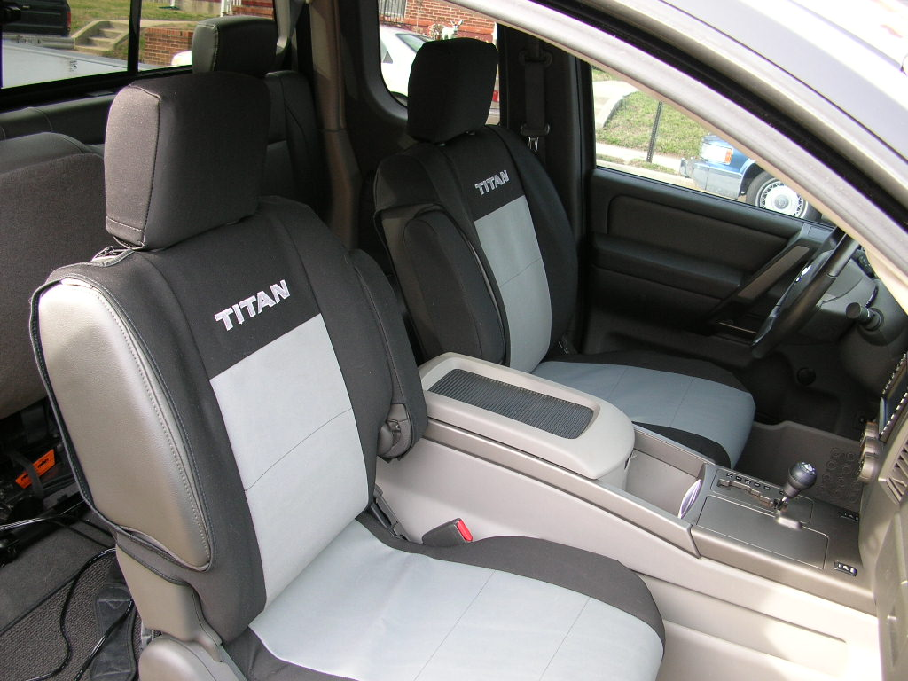 Oem Seat Covers Nissan Titan Forum