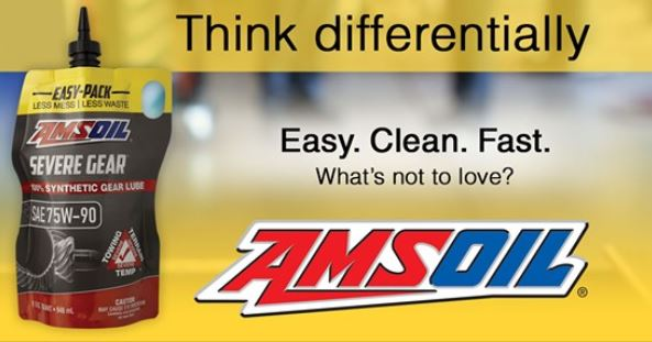Amsoil Severe Gear 75w 90 >> Amsoil Severe Gear 75w 90 Gear Lube Easy Fast Clean Nissan