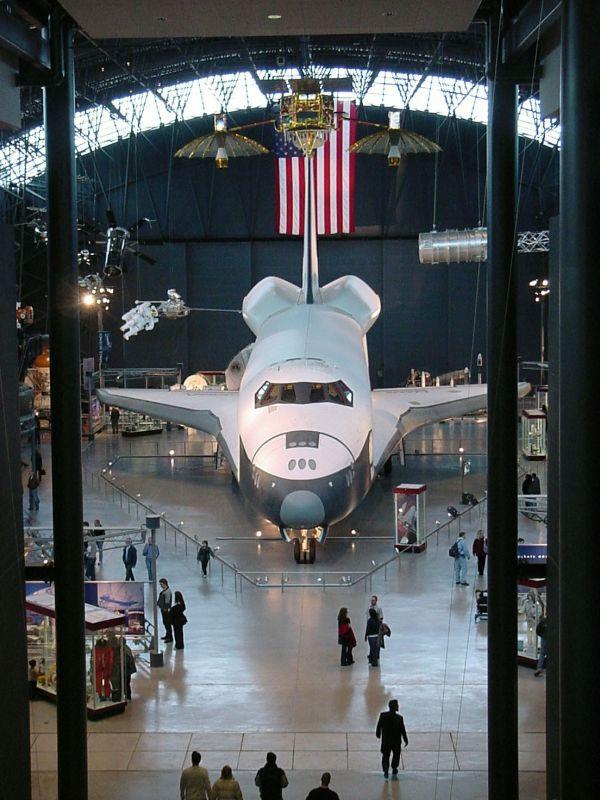 Titans at VA National Air & Space Museum meet!!!!-shuttle-enterprise-front-high.jpg