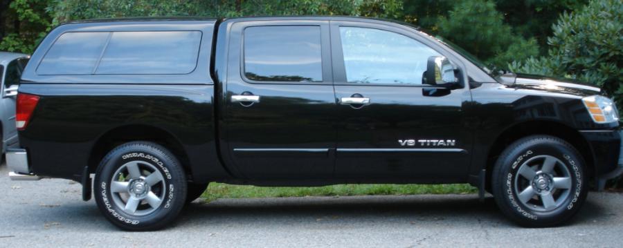 Premium Quality Cab Height Cap Topper for Titan CC - Nissan Forum cb7528e84b1c