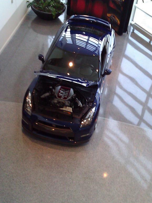 Nissan Gtr Interior >> 2012 Nissan Skyline GTR R35. Amazing!!! - Nissan Titan Forum