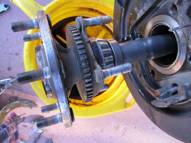 Question About Rear Axle Nissan Titan Forum