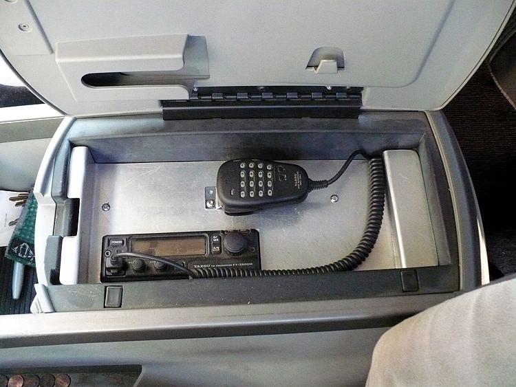 My Cb Radio Setup Nissan Titan Forum