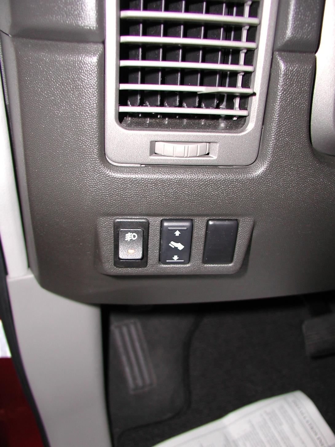 D Dashboard Switches Switch