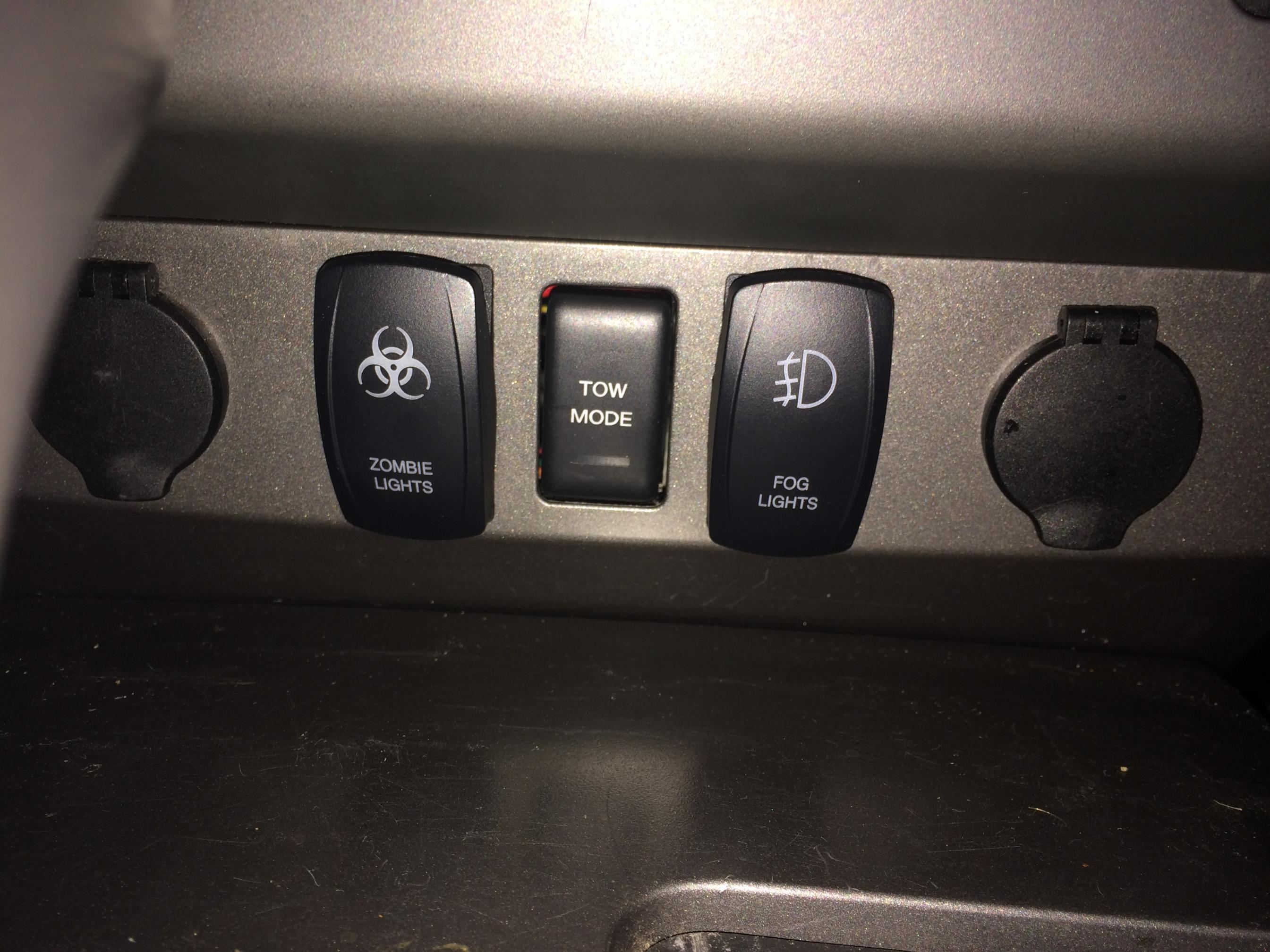 Nissan Titan Accessories >> OTRATTW Switches review - Nissan Titan Forum