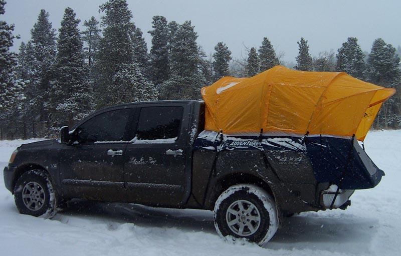 Adventure I Truck Tent Nissan Titan Forum