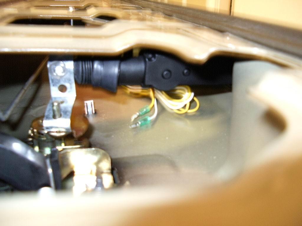 Tailgate Power Lock
