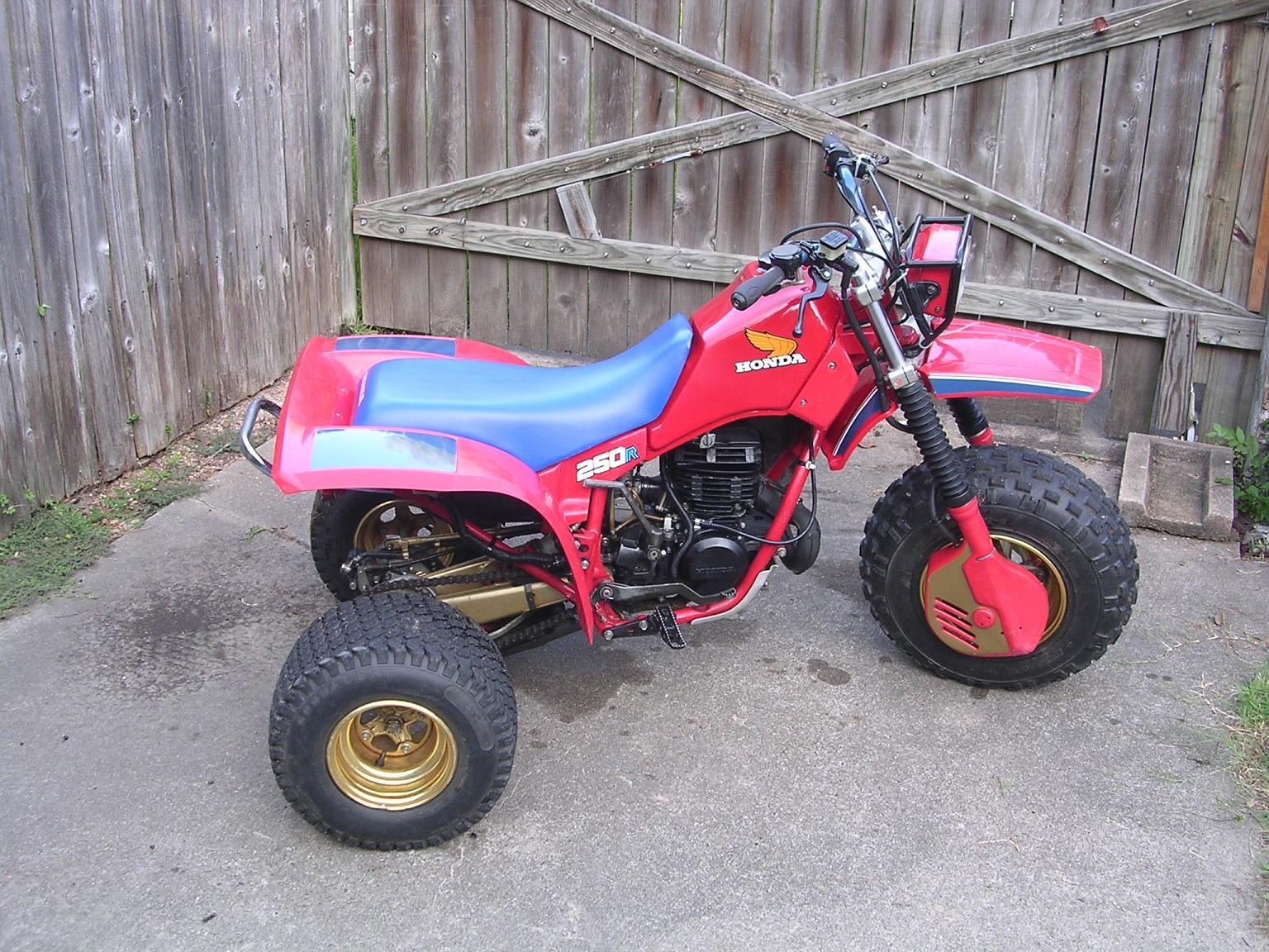 Honda big red 3 wheeler for sale craigslist
