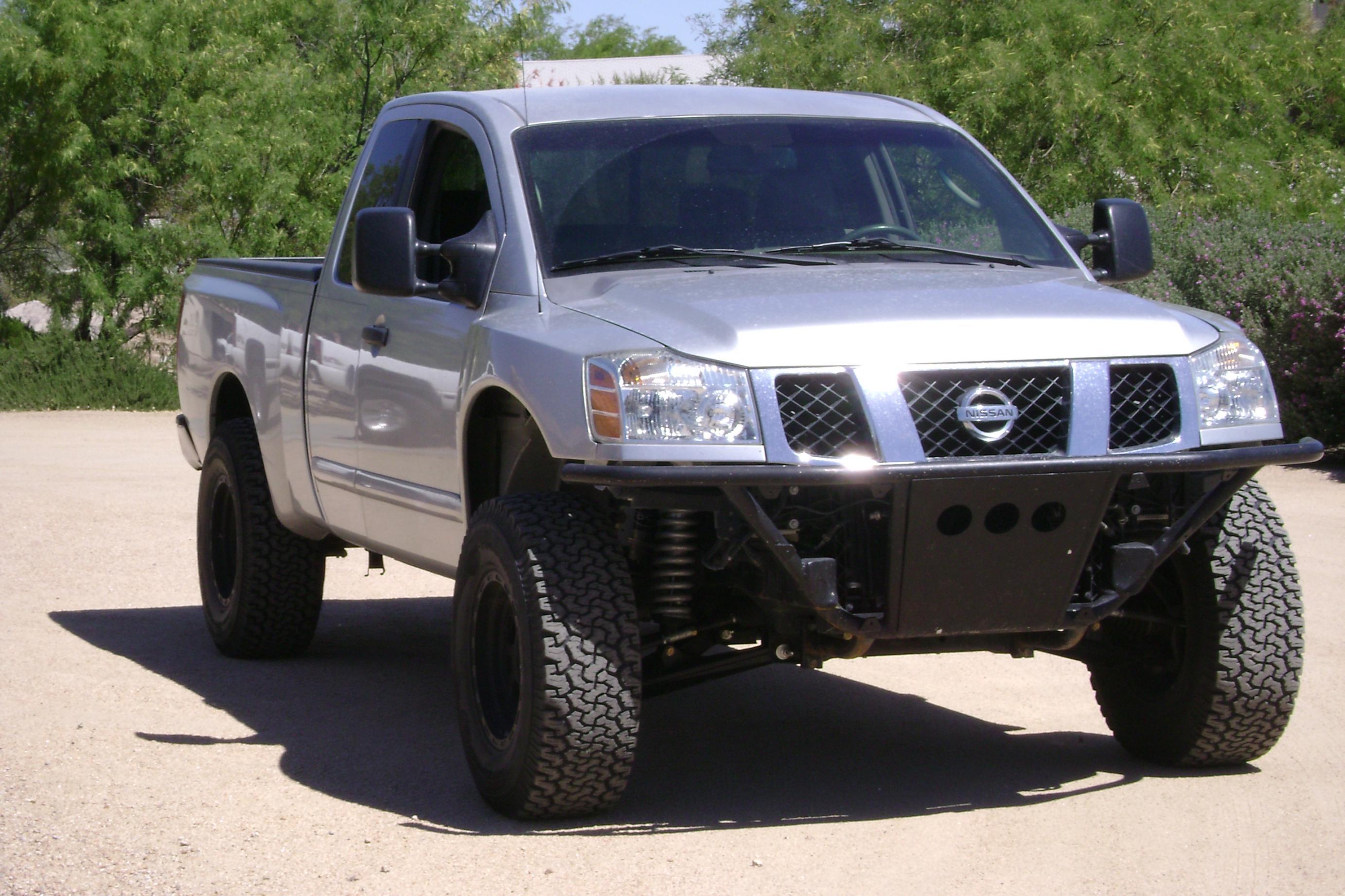 Nissan Leaf Forum >> Daily Driver Prerunner help - Page 3 - Nissan Titan Forum