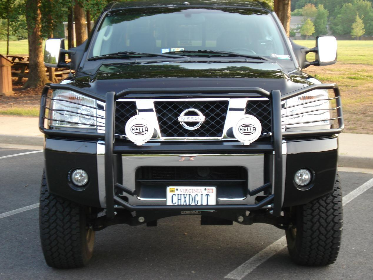 2005 2011 2007 2008 2012 Nissan Titan Black Brush Guard Grille Guard For The 2004 2010 2006 And 2013 Nissan Titan 2009