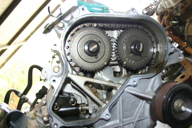 Just In 2007 Titan Does Have Variable Valve Timing