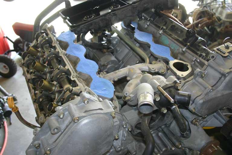 A VQ motor in a 240 SX? - Nissan an Forum