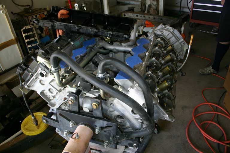 56 Engine Photos Nissan Titan Forum