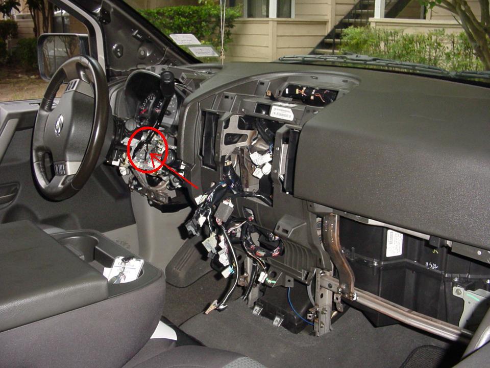 HELP - Removing Instrument Cluster Bezel   Nissan Titan Forum