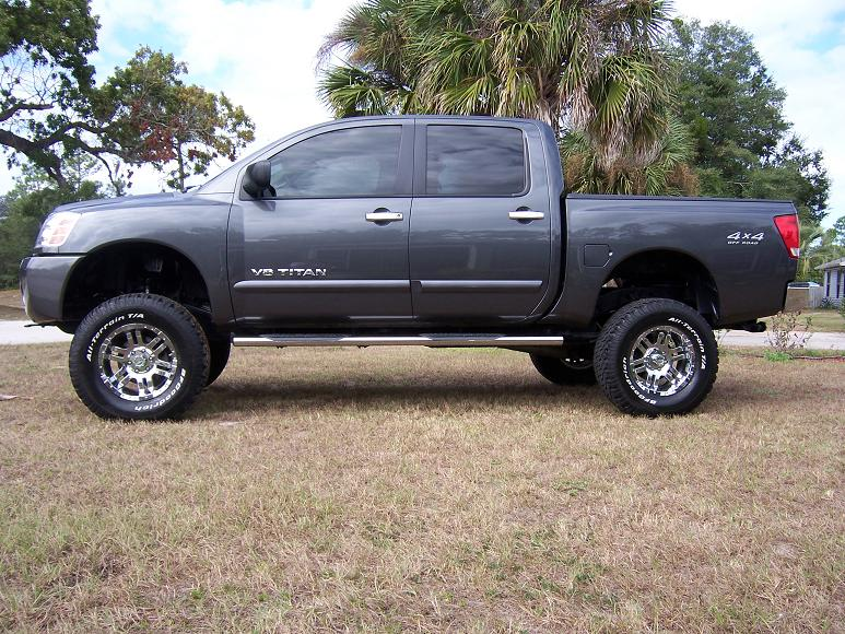 Nissan Titan Lifted Related Images Start 100